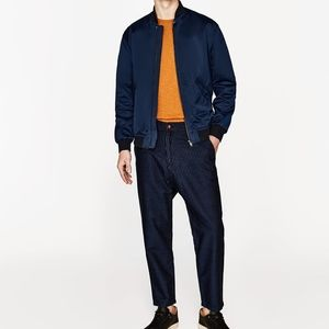 fefd91cd90 Zara Pants - Zara Man Striped Carrot Loose Trousers Pants